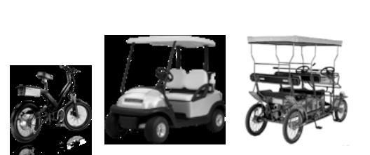 veicoli elettrici sates