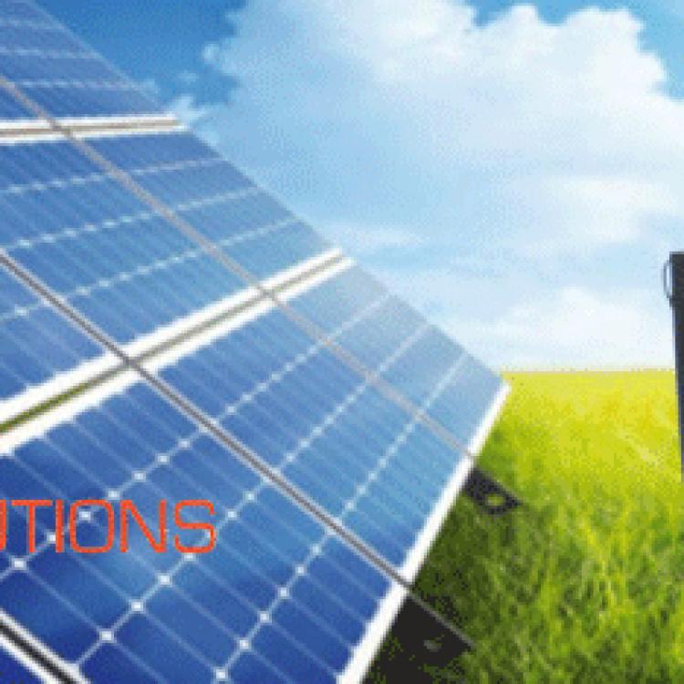 Batterie solare