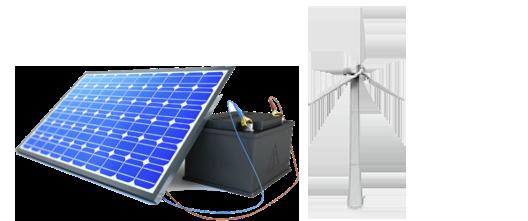 batterie per il solare Sates