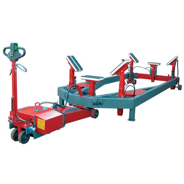 trainatore elettrico formula 2 invasi e travelift barche