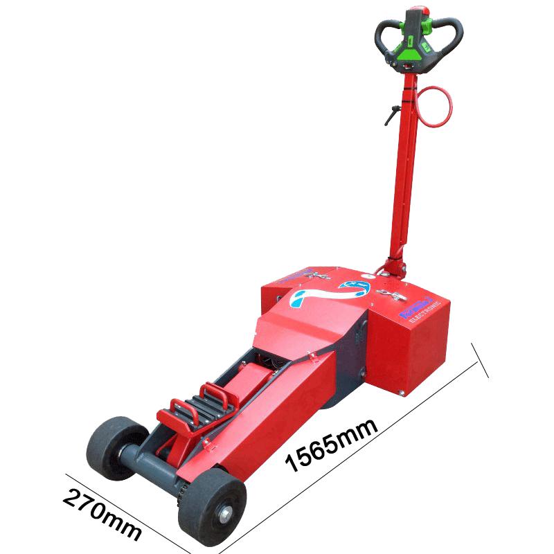 trainatore roulotte formula 2