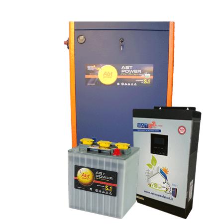 sistemi di conversione Abt Power accumulatori