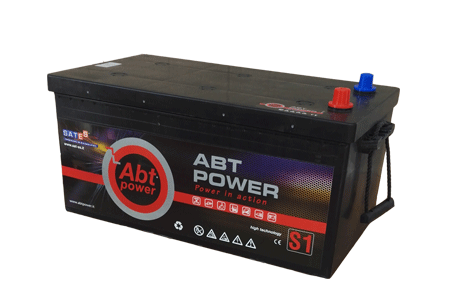 Abt Power batterie a gel
