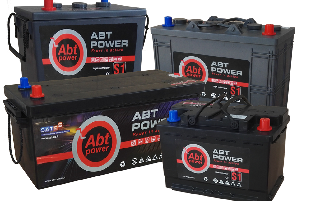 Batterie Abt Power a gel