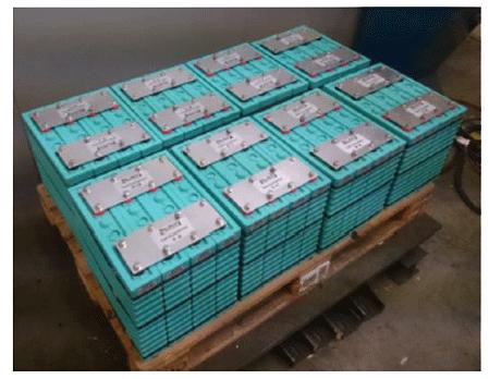 Batteria al litio LiFePO4