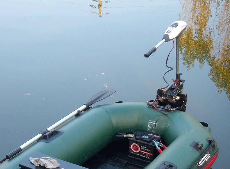 batteria motore elettrico barca