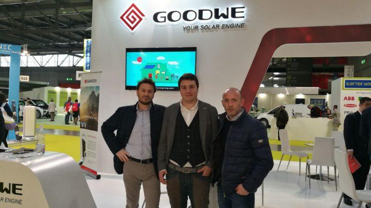 GOODWE ALL'MCE 2018 di Milano