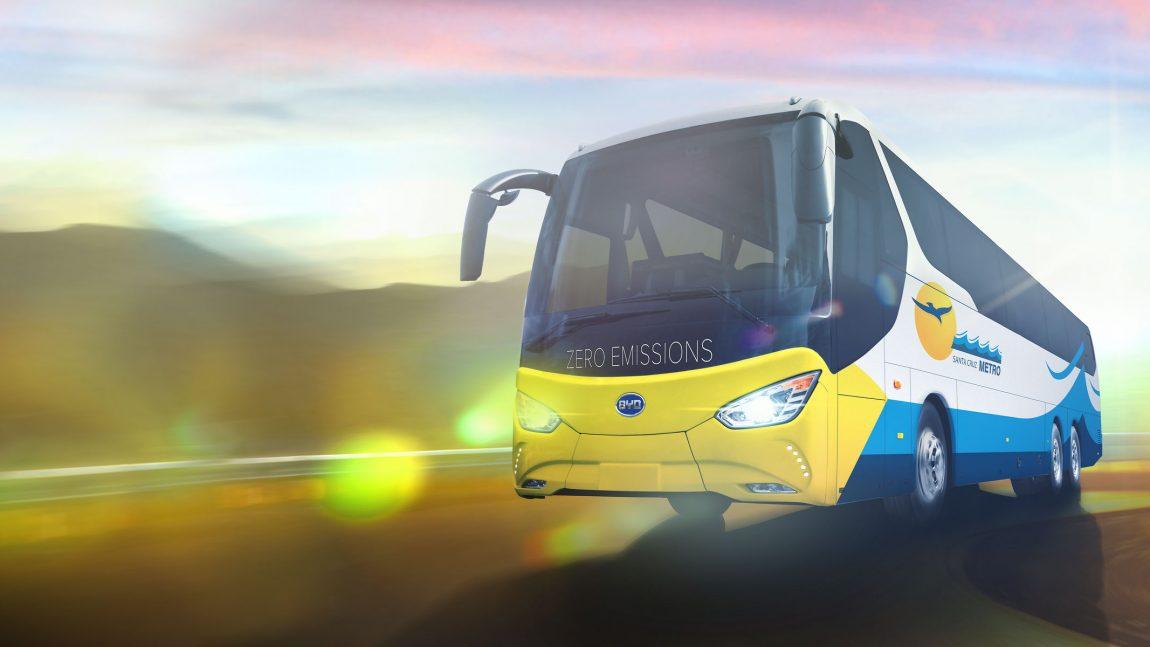 Il futuro arriva anche a Padova: gli autobus elettrici BYD parlano cinese