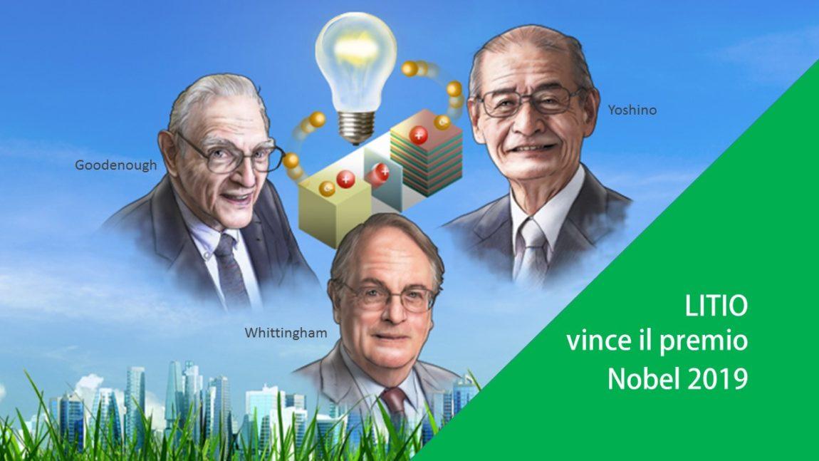 LITIO: Nobel per il materiale che ha rivoluzionato lo storage energetico